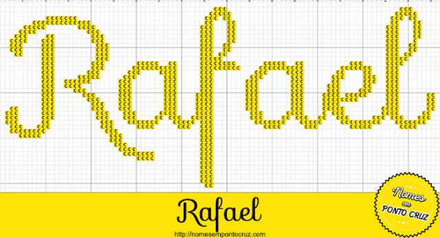 Nome Rafael em Ponto Cruz