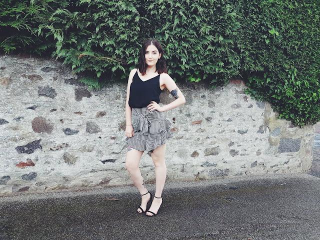 skirt - date night 2