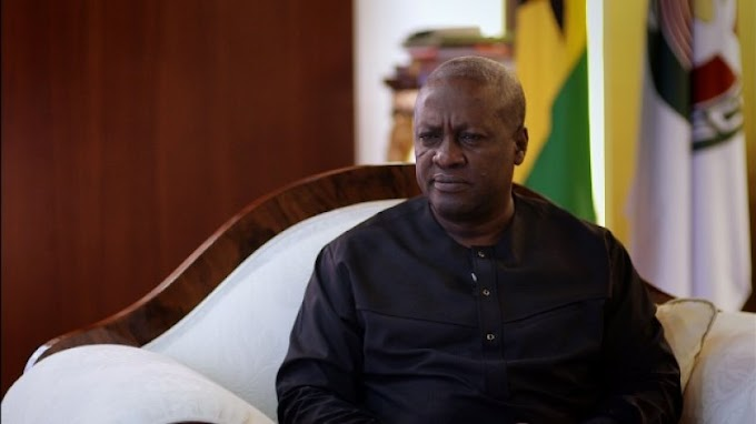 Ignore your critics, 2016 is a done deal – Chief tells Mahama
