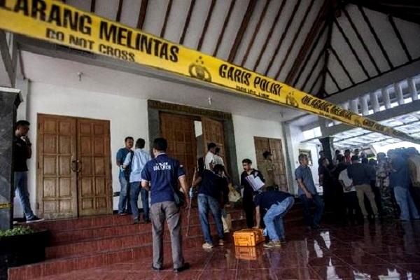 MUI dan PKS Kutuk Penyerangan Gereja St Lidwina Sleman