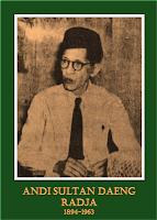 gambar-foto pahlawan nasional indonesia, Sultan daeng Radja