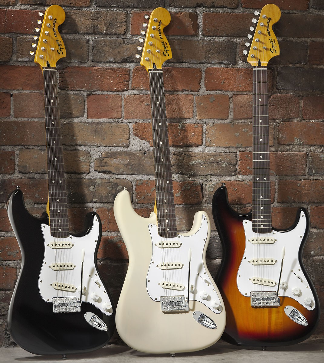 hight resolution of built and backed by fender