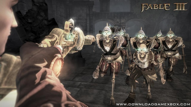 Fable 3 [Jtag/RGH] - Download Game Xbox New Free