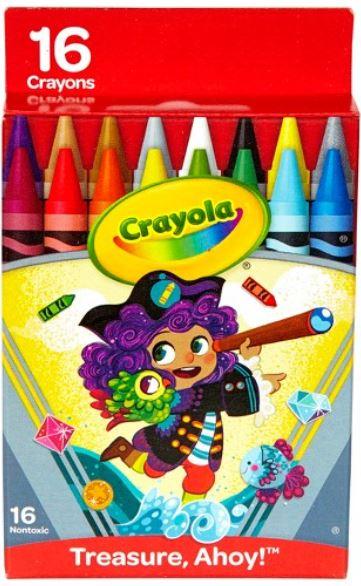 crayola crayon collectors 2017
