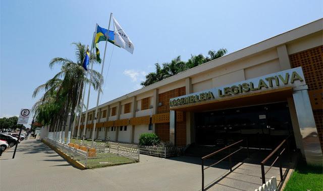 Concurso assembleia legislativa de Rondônia 2018