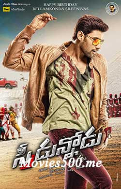 Speedunnodu 2016 UNCUT Dual Audio Hindi HDRIp 720p 1GB at movies500.site
