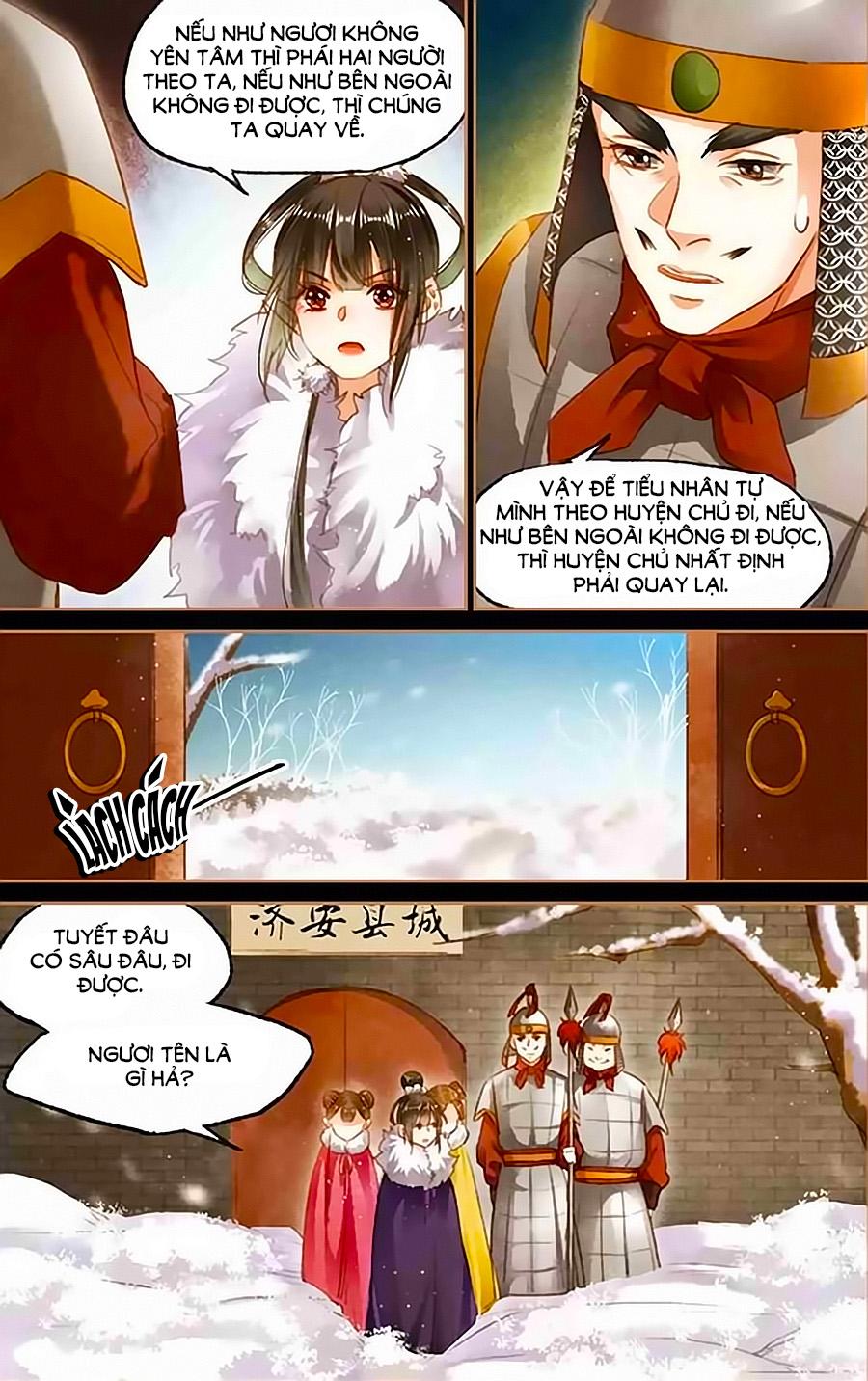 Thần Y Đích Nữ Chap 99 - Trang 5