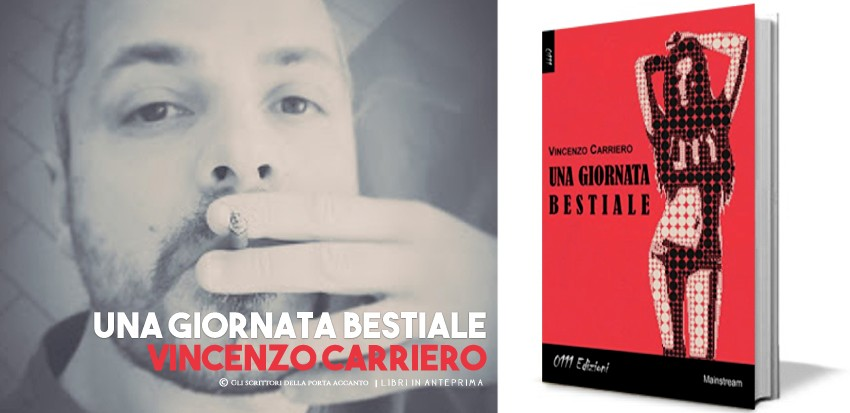 Vincenzo Carriero presenta: Una giornata bestiale - Anteprima, Intervista