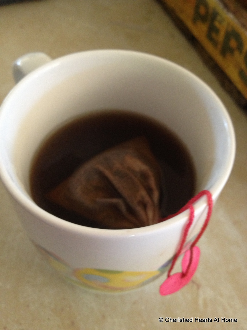 Homemade Reusable Coffee Or Tea Bags Tutorial