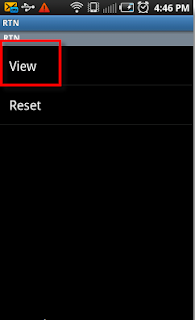 code to check Refurbished Android phone