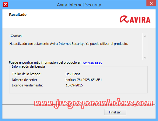 Avira Internet Security v14.0.4.642 Full PC ESPAÑOL 7