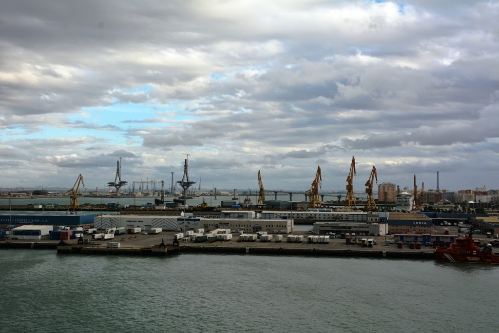 Port of Cadiz