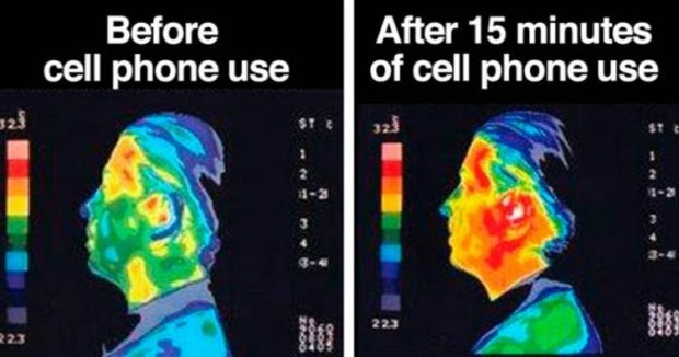 cell phone effects on the human Cell phone radiation alters human dna biological effects of cell phone radiation and about influence of mobile phone radiation on the human body.