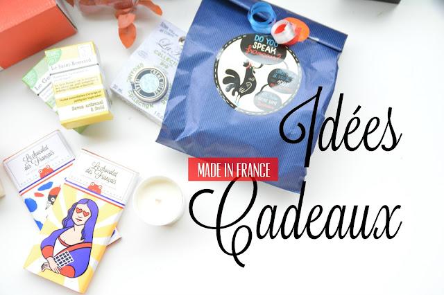 Idées cadeaux pour une Saint Valentin made in France