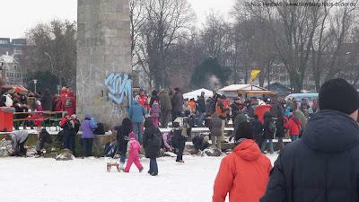 Alstereisvergnügen Hamburg, Alstervergnügen Winter