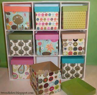 muebles y organizadores hechos con cartón reciclado   construccion ... - Imagenes De Armarios Hecho Con Cajas Recicladas