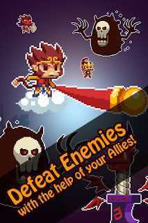 Merupakan sebuah game dengan genre clicker yang dibuat oleh Antpixel Studio Unduh Game Android Gratis Mytht n Heroes : idle games apk