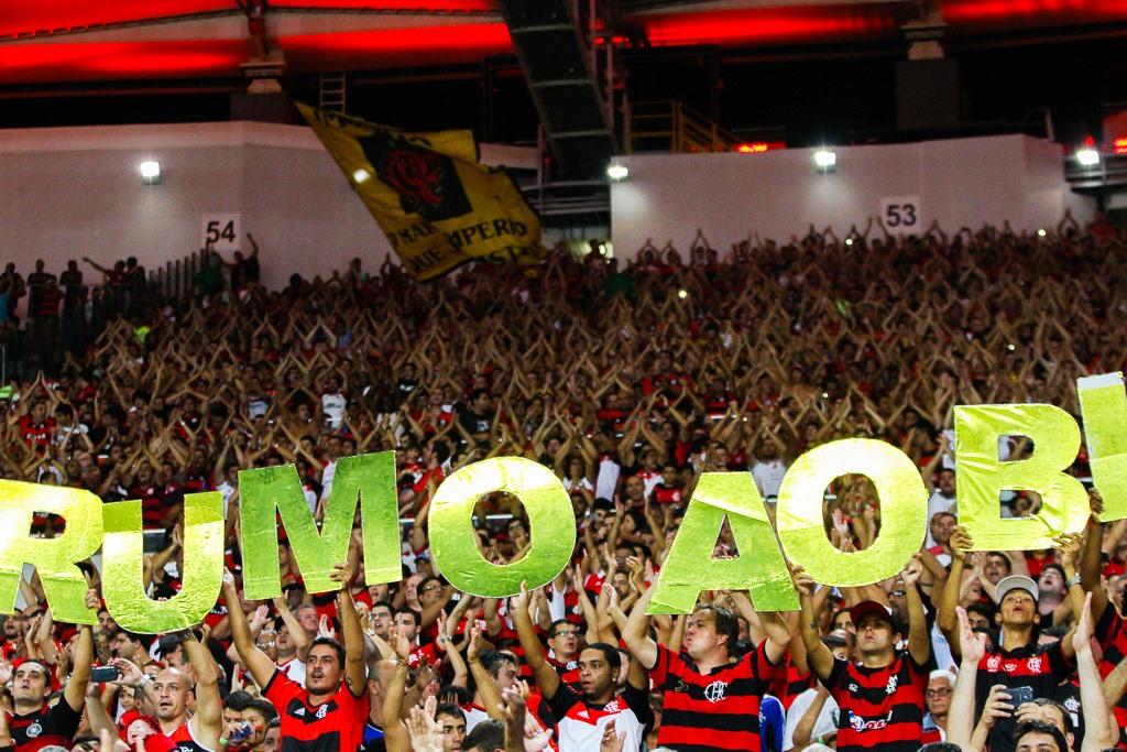edc0d85e27 Flamengo só perdeu 1 vez em casa na Libertadores contra brasileiro ...