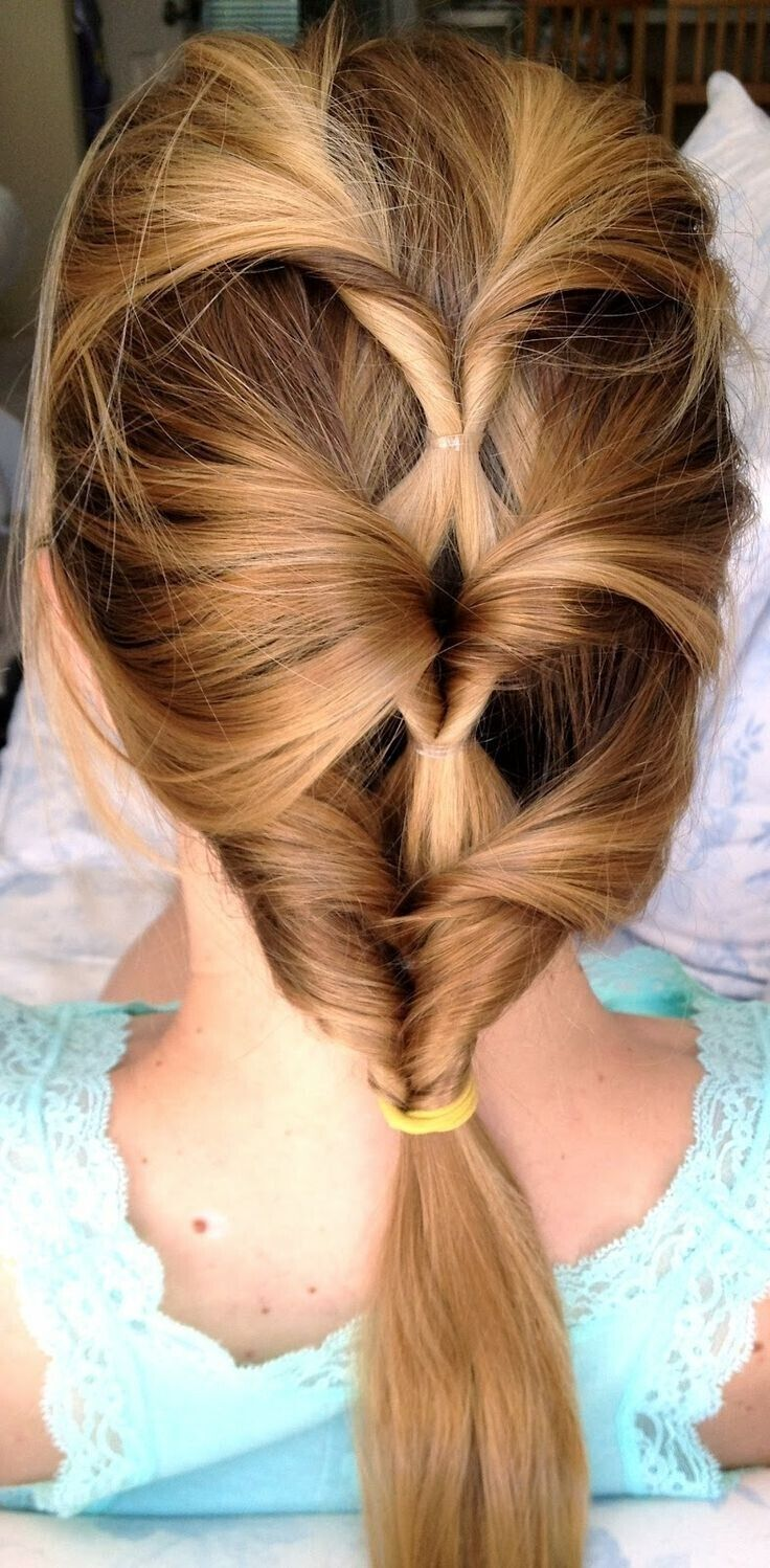 Easy Hairstyles To Do Yourself For Long Hair   Debora Hair ...