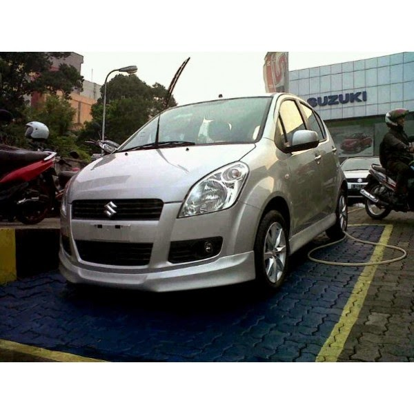 Body Kit Suzuki Splash Sport