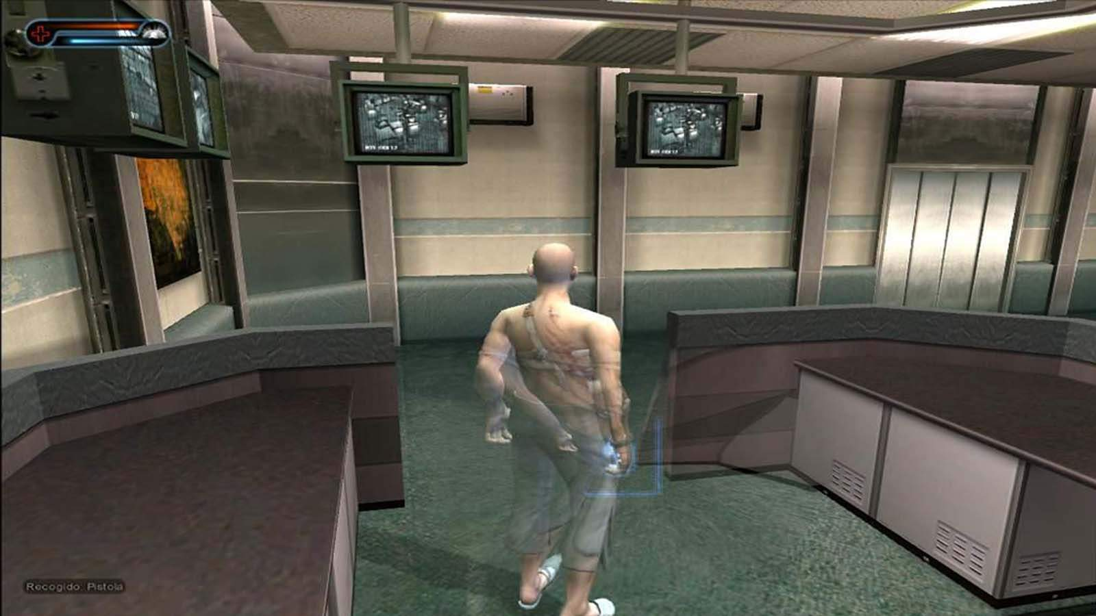تحميل لعبة Second Sight مضغوطة برابط واحد مباشر كاملة مجانا