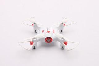 Spesifikasi Drone Syma X20 - OmahDrones