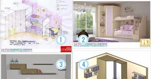La tua cameretta blog arredamento interior design - Crea la tua cameretta ...