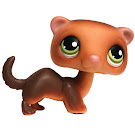 Littlest Pet Shop Gift Set Ferret (#209) Pet