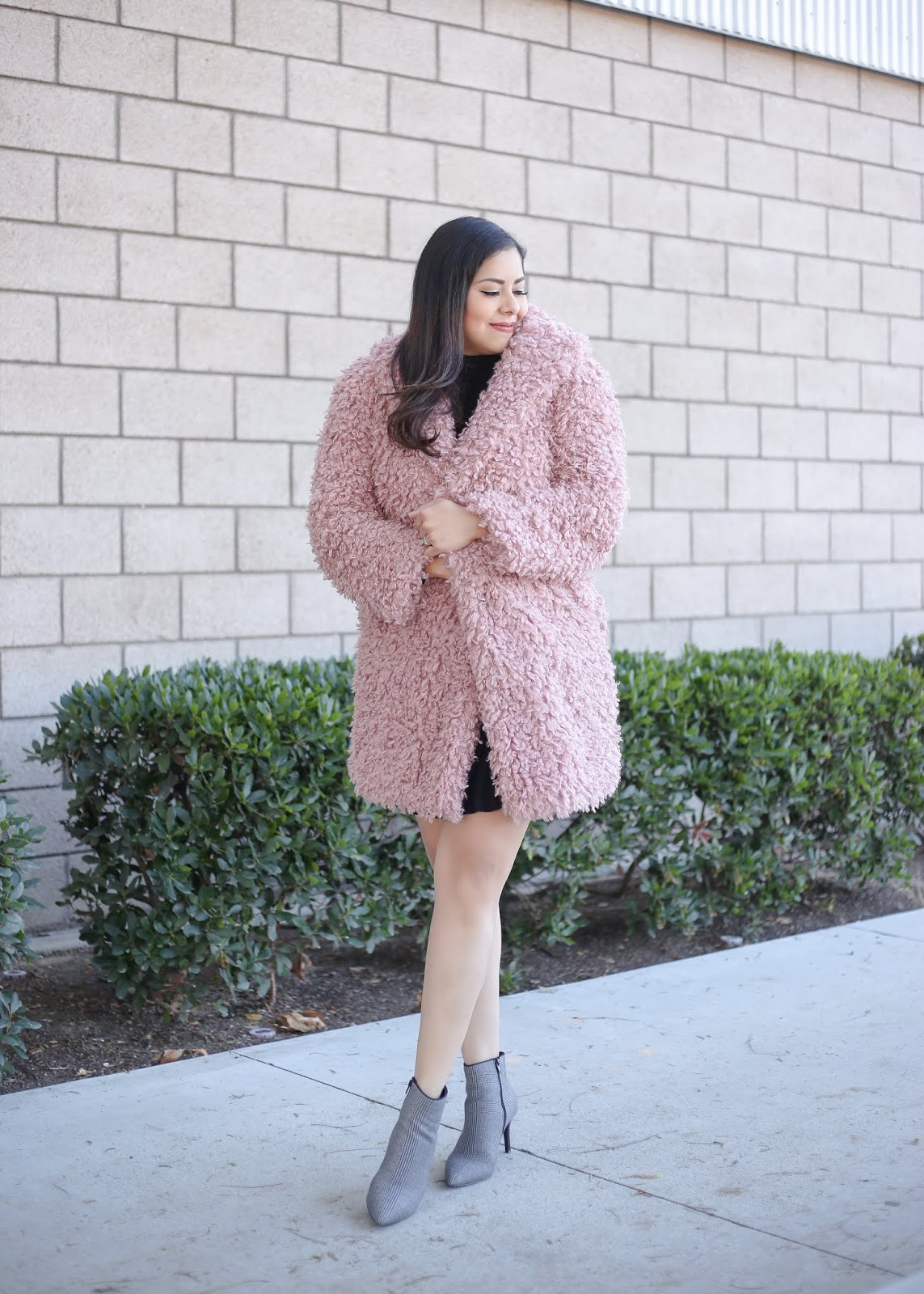 how to style a teddy bear coat 2019, cabi dandy boot