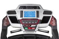 Sole F85's console, image
