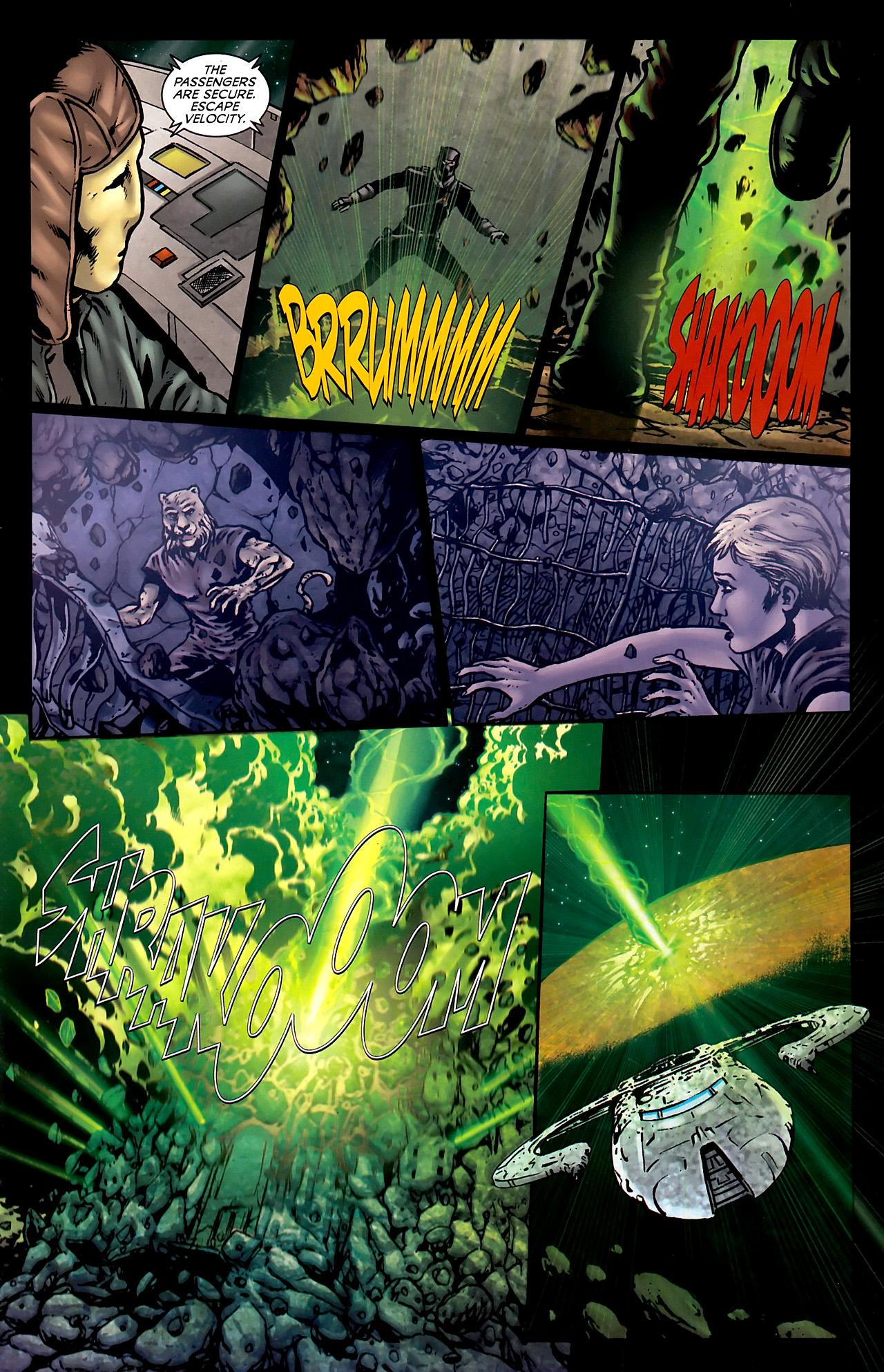 Read online Stargate Vala Mal Doran comic -  Issue #3 - 11