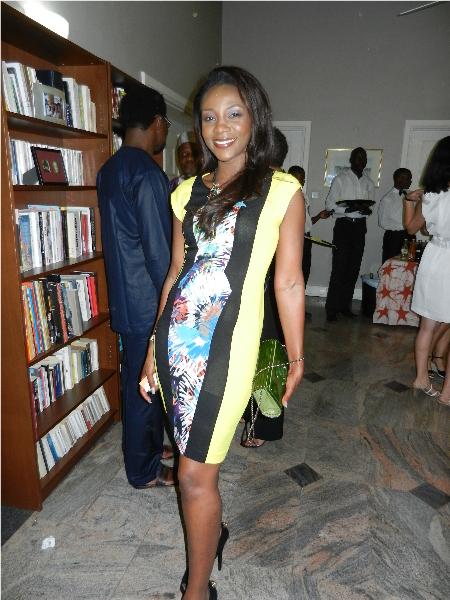 House Of Maliq Magazine Genevieve Nnaji At The Us Consul -3325
