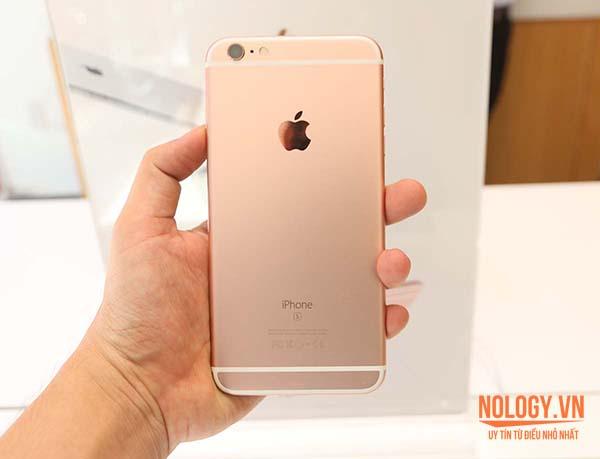 Iphone 6s cũ màu vàng hồng rose gold