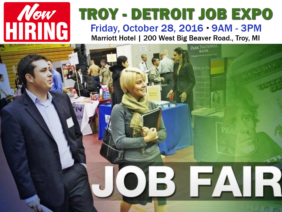 detroit job fair blog detroit job fair giant jobfairgiant com encourages michigan employers and national employers job openings to participate in the you re hired career fair on friday