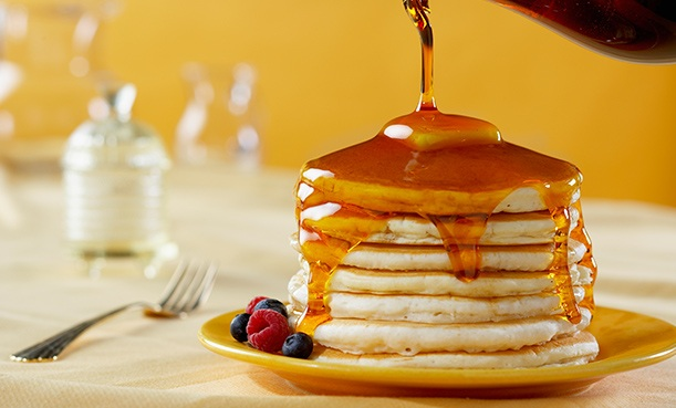 Pancakes, Maple Syrup, recipe, how to make