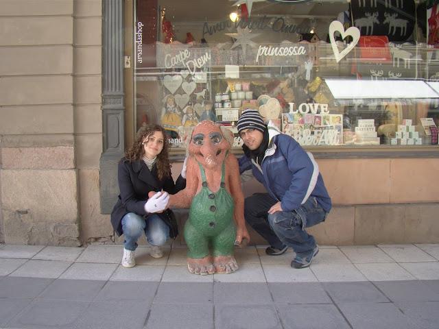 Troll en Estocolmo