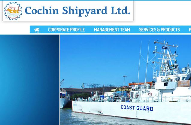 Coachin Shipyard Apprentices Latest Online Form 2019