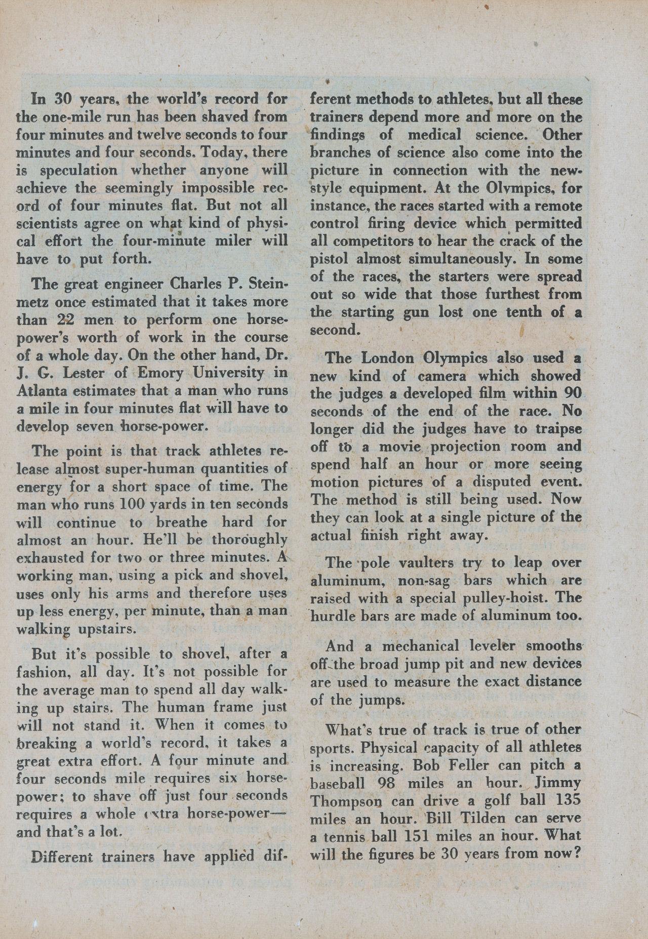 Read online Detective Comics (1937) comic -  Issue #154 - 36