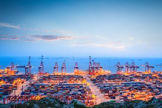 ميناء شنغهاي