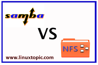 nfs vs samba, What is a difference between NFS and Samba ?, difference between NFS and Samba, Network File system,  NFS, SAMBA,