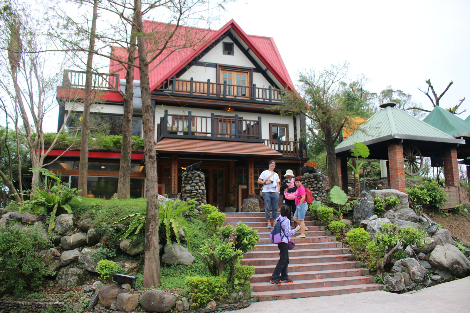 Leisure activity in taiwan