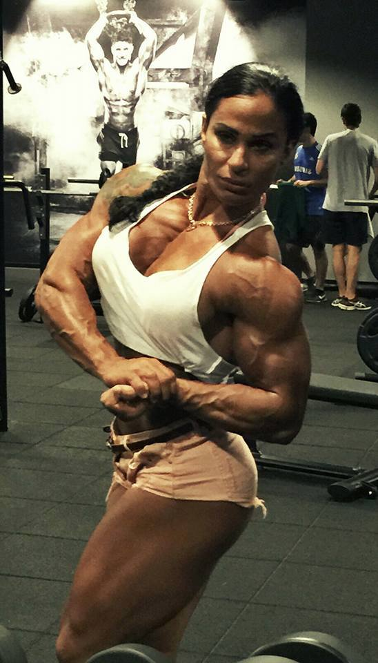 Muscle building female bodybuilding and Gain Muscle Mass Fast !