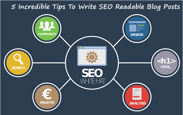 SEO tips to write readable posts