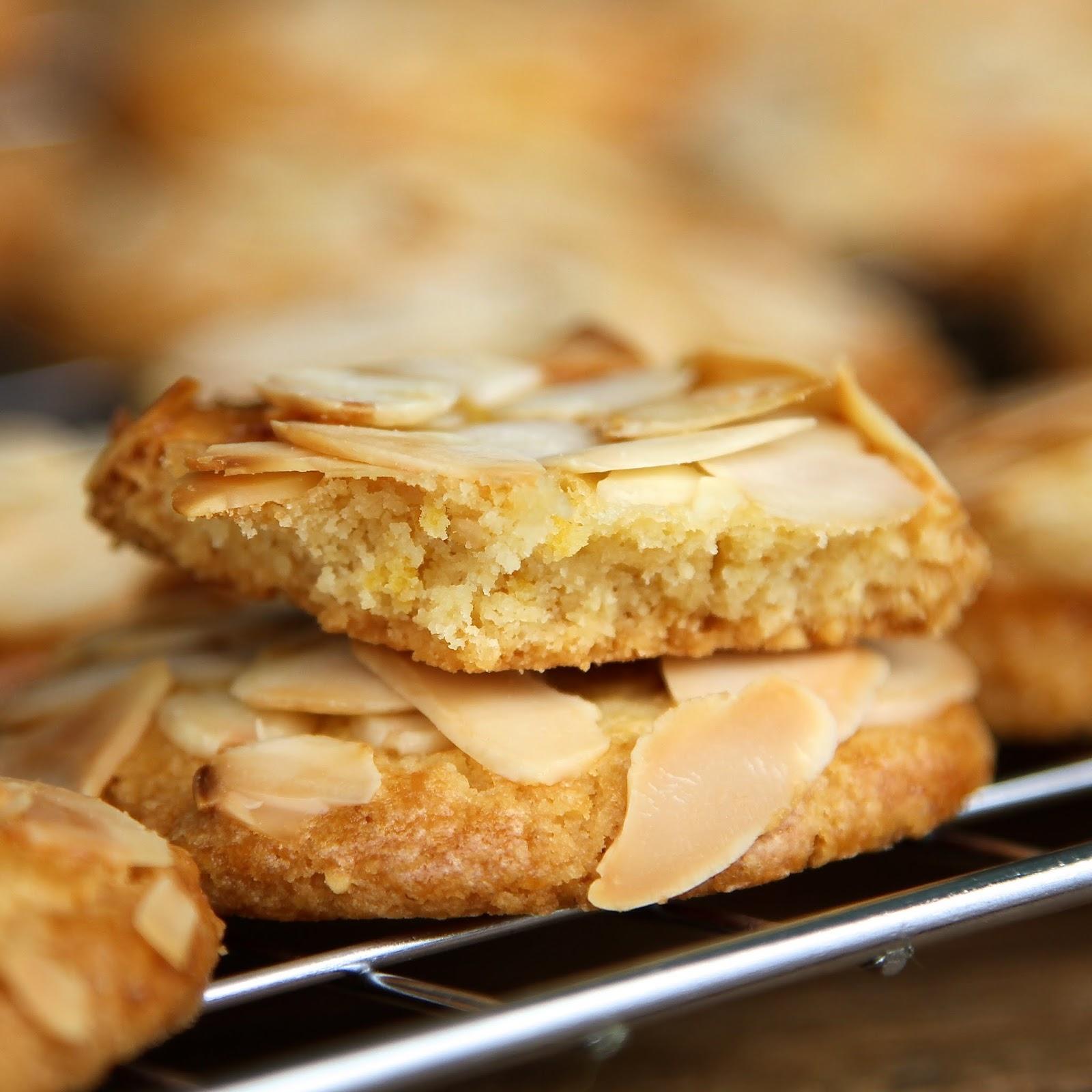Pepsakoy Italian Almond And Orange Cookies