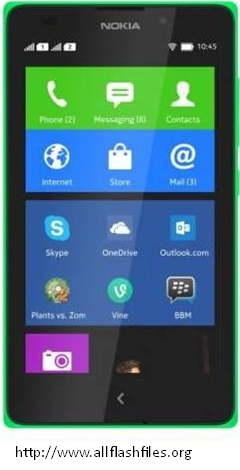 Nokia XL RM-1030 Android Flash File Free Download
