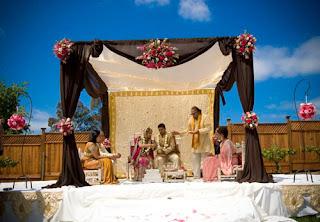 India Wedding Site Wedding Planning Bridal Tips Mandap