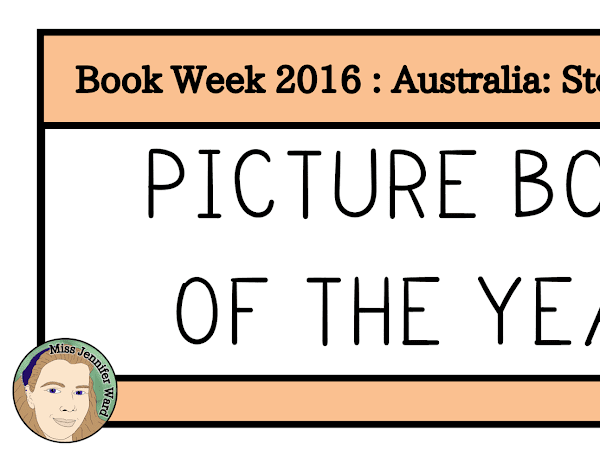 Book Week 2016: Picture Books (Long List)