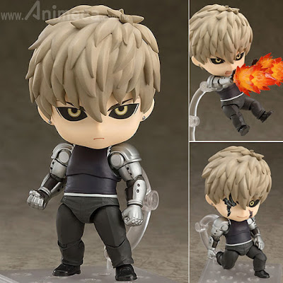 Figura Genos Nendoroid Super Movable Edition One Punch Man