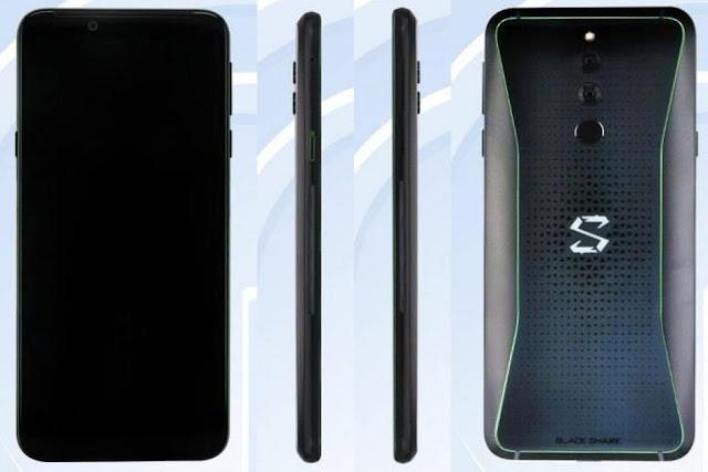 Handphone Gaming Xiaomi Black Shark Helo Dirilis 23 Oktober