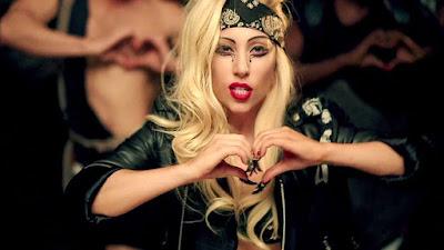 Lady Gaga Wallpaper - Speed Art